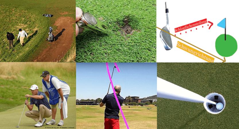 Das Golfbegriffe-Lexikon